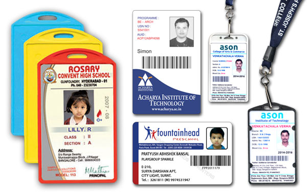 student id card - Plastic Id Cards